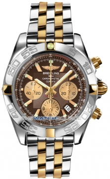 Breitling Chronomat 44 Mens watch, model number - IB011012/q576-tt, discount price of £7,840.00 from The Watch Source