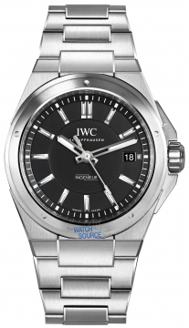 IWC Ingenieur Automatic 40mm Mens watch, model number - iw323902, discount price of £3,950.00 from The Watch Source