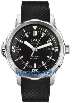 Buy this new IWC Aquatimer Automatic 42mm iw329001 mens watch for the discount price of £3,952.00. UK Retailer.