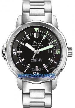 Buy this new IWC Aquatimer Automatic 42mm iw329002 mens watch for the discount price of £4,581.00. UK Retailer.