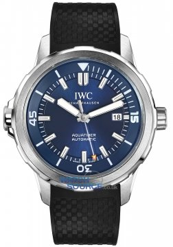 Buy this new IWC Aquatimer Automatic 42mm iw329005 mens watch for the discount price of £4,417.00. UK Retailer.