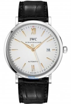 IWC Portofino Automatic 40mm iw356517 watch