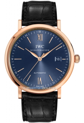 IWC Portofino Automatic 40mm IW356522 watch