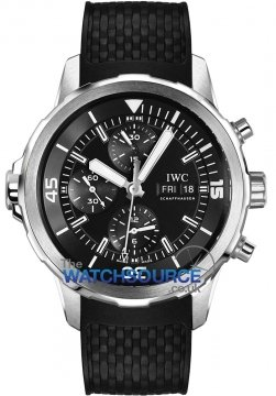 IWC Aquatimer Automatic Chronograph 44mm Mens watch, model number - iw376803, discount price of £4,675.00 from The Watch Source