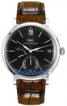 IWC Portofino Hand Wound Eight Days 45mm iw510102 watch