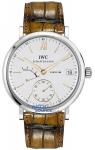 IWC Portofino Hand Wound Eight Days 45mm iw510103 watch