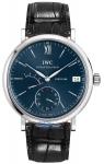 IWC Portofino Hand Wound Eight Days 45mm iw510106 watch