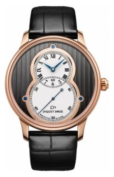 Jaquet Droz Grande Seconde Circled 43mm Mens watch, model number - j003033338, discount price of £12,050.00 from The Watch Source