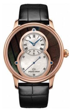 Jaquet Droz Grande Seconde Circled 43mm Mens watch, model number - j003033344, discount price of £17,235.00 from The Watch Source