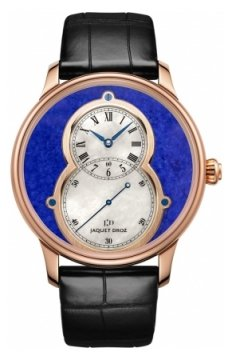 Jaquet Droz Grande Seconde Circled 43mm Mens watch, model number - j003033363, discount price of £17,235.00 from The Watch Source