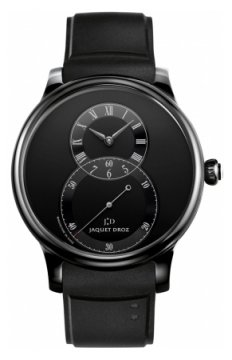 Jaquet Droz Grande Seconde Ceramic 44mm Mens watch, model number - j003035211, discount price of £8,975.00 from The Watch Source