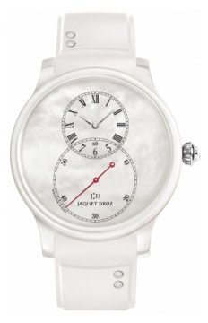 Jaquet Droz Grande Seconde Ceramic 44mm Ladies watch, model number - j003036208, discount price of £11,205.00 from The Watch Source