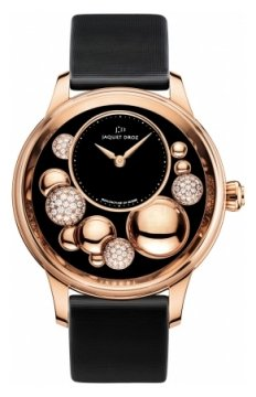 Jaquet Droz Petite Heure Minute Heure Celeste Ladies watch, model number - j005023521, discount price of £22,050.00 from The Watch Source
