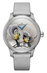 Jaquet Droz Les Ateliers d'Art Petite Heure Minute Relief j005024575 SEASONS WINTER watch
