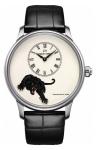 Jaquet Droz Les Ateliers d'Art Petite Heure Minute Enamel Painting 43mm j005034234 PANTHERE watch