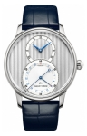 Jaquet Droz Grande Seconde Quantieme 39mm j007010240 watch