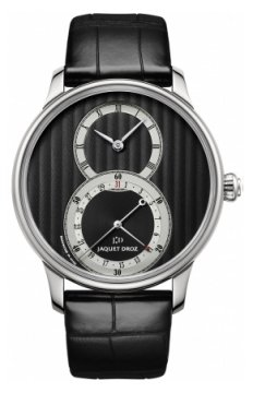 Jaquet Droz Grande Seconde Quantieme 39mm Mens watch, model number - j007010241, discount price of £6,291.00 from The Watch Source