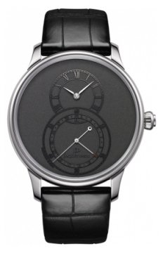 Jaquet Droz Grande Seconde Quantieme 43mm Mens watch, model number - j007030240, discount price of £6,291.00 from The Watch Source