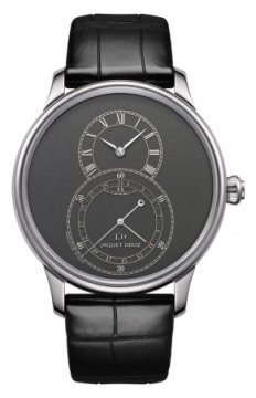 Jaquet Droz Grande Seconde Quantieme 43mm Mens watch, model number - j007030241, discount price of £5,730.00 from The Watch Source