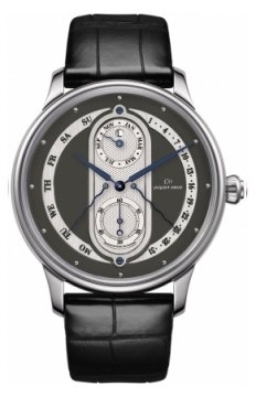Jaquet Droz Astrale Perpetual Calendar Mens watch, model number - j008334201, discount price of £38,295.00 from The Watch Source