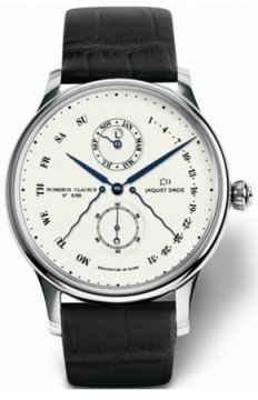 Jaquet Droz Astrale Perpetual Calendar Mens watch, model number - j008334202, discount price of £36,080.00 from The Watch Source