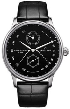 Jaquet Droz Astrale Perpetual Calendar Mens watch, model number - j008334210, discount price of £36,080.00 from The Watch Source