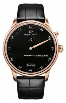 Jaquet Droz Astrale Twelve Cities 43mm Mens watch, model number - j010133202, discount price of £21,105.00 from The Watch Source