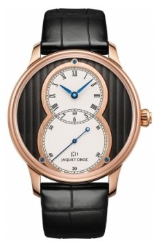 Jaquet Droz Grande Seconde Circled 39mm Mens watch, model number - j014013240, discount price of £12,420.00 from The Watch Source