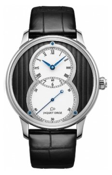 Jaquet Droz Grande Seconde Circled 39mm Mens watch, model number - j014014276, discount price of £12,420.00 from The Watch Source