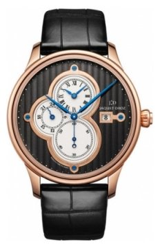 Jaquet Droz Astrale Time Zone Mens watch, model number - j015133240, discount price of £16,560.00 from The Watch Source