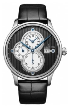 Jaquet Droz Astrale Time Zone Mens watch, model number - j015134240, discount price of £16,560.00 from The Watch Source