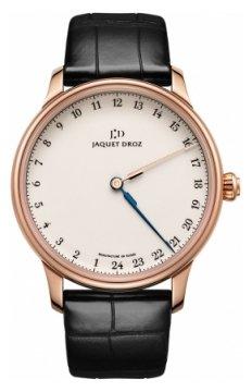 Jaquet Droz Astrale Grande Heure GMT Mens watch, model number - j015233200, discount price of £16,230.00 from The Watch Source