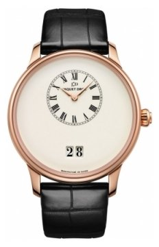Jaquet Droz Petite Heure Minute Grande Date 43mm Mens watch, model number - j016933200, discount price of £16,560.00 from The Watch Source