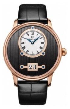 Jaquet Droz Petite Heure Minute Grande Date 43mm Mens watch, model number - j016933240, discount price of £15,291.00 from The Watch Source