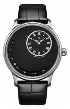 Jaquet Droz Petite Heure Minute Date Astrale 39mm Ladies watch, model number - j021010201, discount price of £11,232.00 from The Watch Source