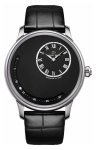 Jaquet Droz Petite Heure Minute Date Astrale 39mm j021010201 watch