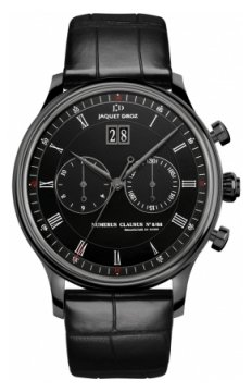 Jaquet Droz Astrale Chronograph Grande Date Mens watch, model number - j024038201, discount price of £15,120.00 from The Watch Source