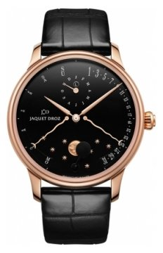 Jaquet Droz Astrale Quantieme Perpetual Eclipse Mens watch, model number - j030533200, discount price of £33,620.00 from The Watch Source