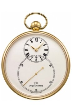 Jaquet Droz The Pocket Watch Grande Seconde 50mm Mens watch, model number - j080031000, discount price of £18,450.00 from The Watch Source