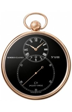 Jaquet Droz The Pocket Watch Grande Seconde 50mm Mens watch, model number - j080033003, discount price of £18,450.00 from The Watch Source