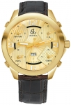 Jacob & Co Five Time Zone - 47mm JC-10yg watch