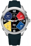 Jacob & Co Five Time Zone - 47mm JC-11 watch