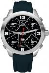 Jacob & Co Five Time Zone - 47mm jc-2 watch