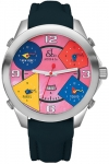 Jacob & Co Five Time Zone - 47mm JC-22 watch
