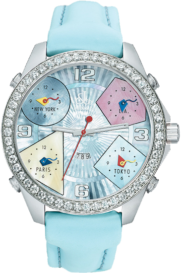 41391dc1f8e7 Buy this new Jacob   Co Five Time Zone - 47mm