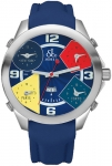 Jacob & Co Five Time Zone - 47mm JC-26 watch