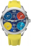Jacob & Co Five Time Zone - 47mm JC-6 watch