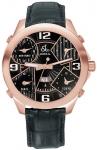 Jacob & Co Five Time Zone - 47mm JC-9rg watch