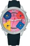 Jacob & Co Five Time Zone - 40mm, 2ct Bezel JC-M22 2.00 carat bezel watch