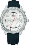 Jacob & Co Five Time Zone - 40mm, 2ct Bezel JC-M3 2.00 carat bezel watch